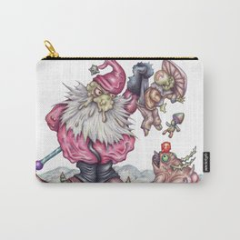 Santanist and Fungish Carry-All Pouch