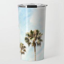 Palm Trees Please Travel Mug