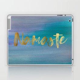 Namaste, Ocean Mermaid 1 Laptop & iPad Skin