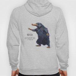 Niffler art Fantastic Beasts Hoody