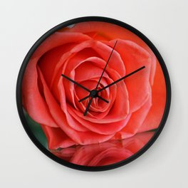 In the Quiet of My Mind Wall Clock