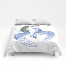Old Ghosts Comforters