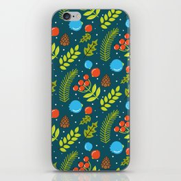 Christimas Pattern iPhone Skin