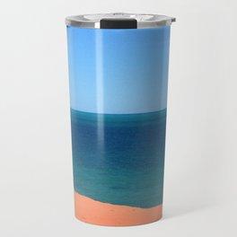 Three Colours Travel Mug