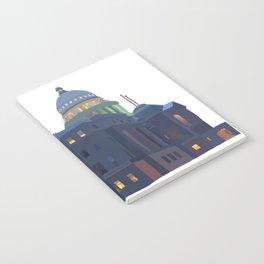 Capitol Snowfall Notebook