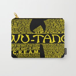 WU-TANG Carry-All Pouch