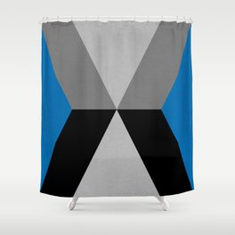 PS 005 Shower Curtain