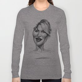 Kate Winslet Long Sleeve T-shirt
