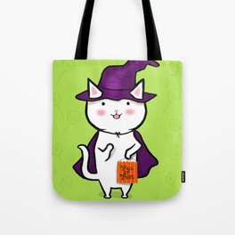 I Is Here For Treats Tote Bag