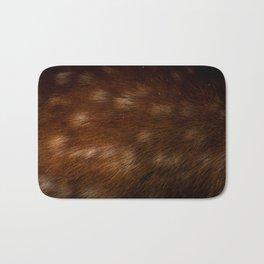 Deer Fur Bath Mat