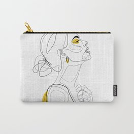 Color Beauty Carry-All Pouch