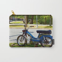Bicycle Blue in the Green  Carry-All Pouch