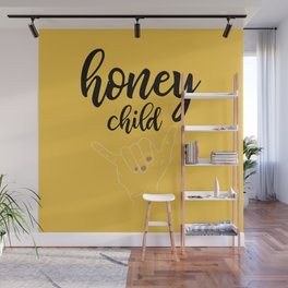 Honey child Wall Mural