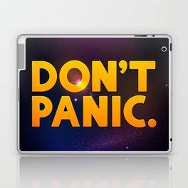 Don't Panic.  Laptop & iPad Skin