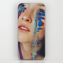 Nothing's Gonna Hurt You iPhone Skin