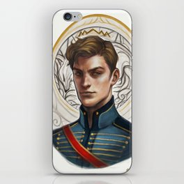 The Prince iPhone Skin