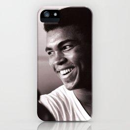 mohammad ali  iPhone Case
