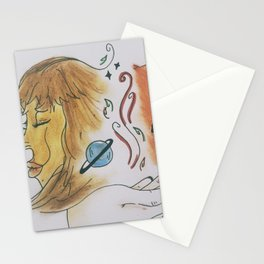 """""""Tails of Two"""" Stationery Cards"""