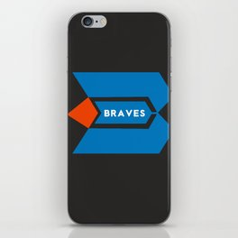 BRAVES 2020 iPhone Skin