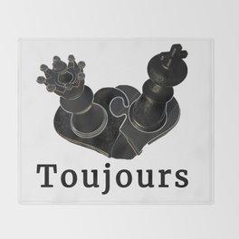Toujours Throw Blanket