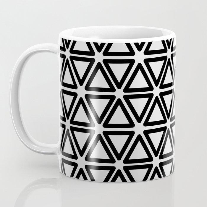 POINTS - classic black & white Coffee Mug