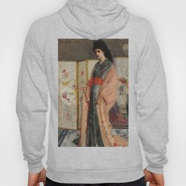 The Princess from the Land of Porcelain - Whistler Hoody