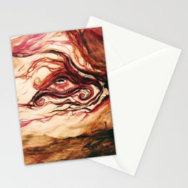 COMPLEXITY BLINDNESS Stationery Cards
