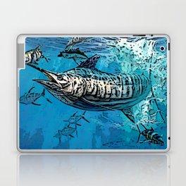 marlin fish Laptop & iPad Skin