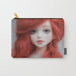 Ginger doll Carry-All Pouch