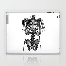 Bones. Laptop & iPad Skin