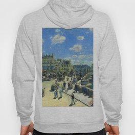 """Auguste Renoir """"Pont Neuf, Paris"""" Hoody"""
