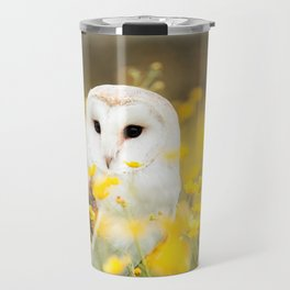 Australian Barn Owl (Tyto Alba) Travel Mug