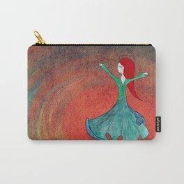 Dervish sufi dance Carry-All Pouch