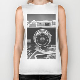 213 - Travel stories Biker Tank