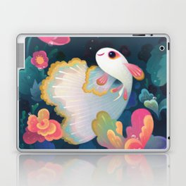 Flower guppy Laptop & iPad Skin