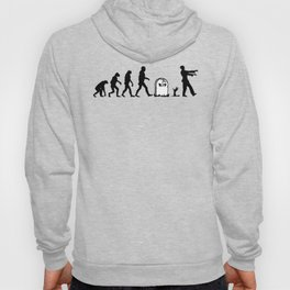 Zombie Evolution Hoody