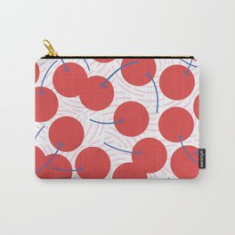 Red cherries Carry-All Pouch