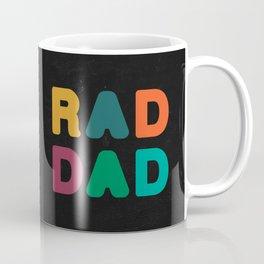 Rad Dad Coffee Mug