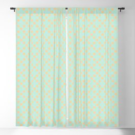 Margot Seashells Blackout Curtain