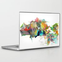 belle Laptop & iPad Skins featuring Dream Theory by Archan Nair