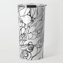 Untitled, Abstract Travel Mug