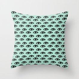 Beady Eye 02 Throw Pillow