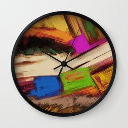 Canyon Wall Clock
