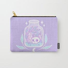 Pastel Terrarium Carry-All Pouch