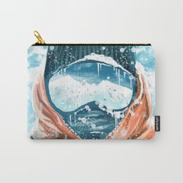 climber in the everest Carry-All Pouch