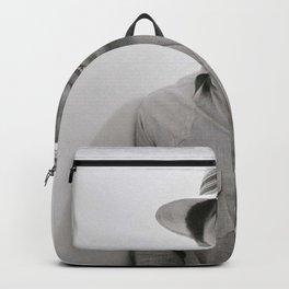 obama hype Backpack