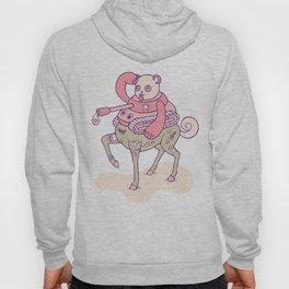 Pandatankhorse Hoody