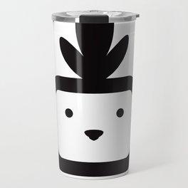 Cock Travel Mug