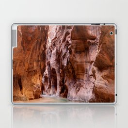 The Narrows Zion National Park Utah Laptop & iPad Skin
