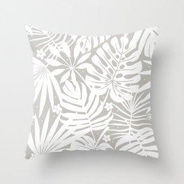 Lindenman Tropics Throw Pillow